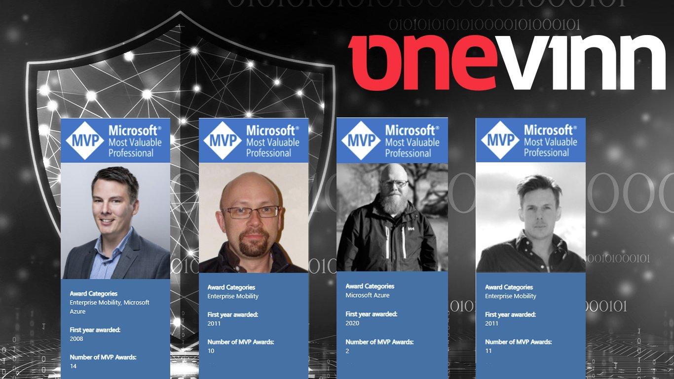 Onevinn MVPs